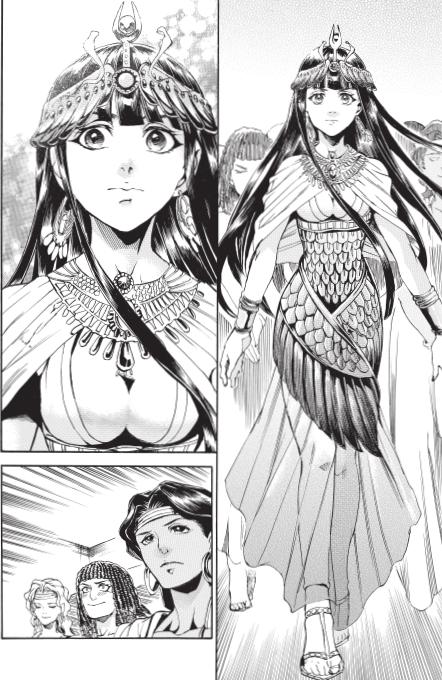 reine d'egypte 1