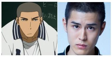 Kanichiro alias Daiki Tasaki (début)