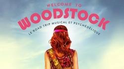 Welcome to Woodstock, la comédie musicale psychédélique se dévoile