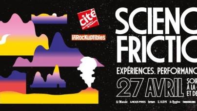 Sciences Frictions à la cité des sciences – une expérience musicale à découvrir