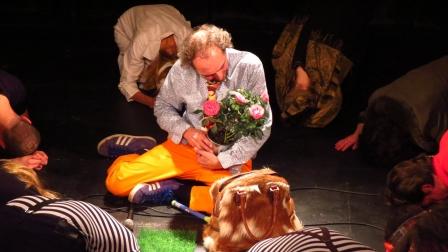 Requiem : le clown sous tous ses aspects au théâtre Clavel