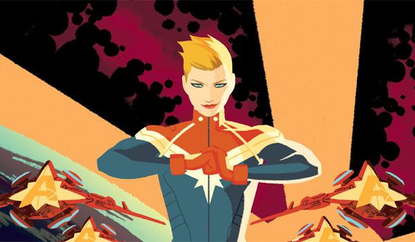 Captain Marvel : Un duo de réalisateur pour le film de Brie Larson