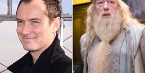 Les Animaux Fantastiques 2 : Jude Law sera le jeune Albus Dumbledore