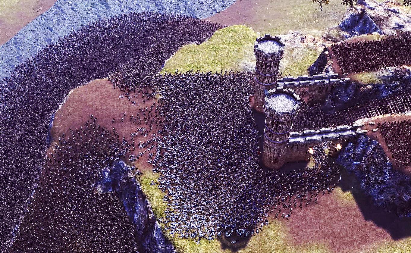 Ultimate Epic Battle Simulator 1