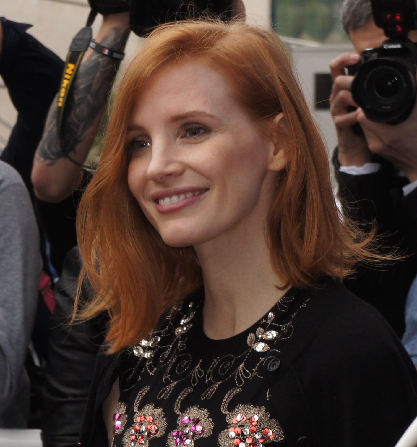 Festival de Cannes. Jessica Chastain