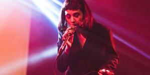 Le premier concert de Charlotte OC au Badaboum de Paris