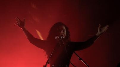 Le Badaboum complet pour accueillir Ensen, le deuxième album d'Emel