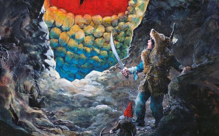 Louve tome 7 : fin de cycle et de série en attendant le retour de Thorgal