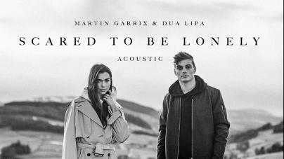 Martin Garrix & Dua Lipa dévoilent «Scared To Be Lonely» en version acoustique !
