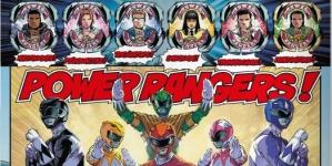[Critique] Power Rangers – Ranger Vert : Année 1 chez Glénat Comics