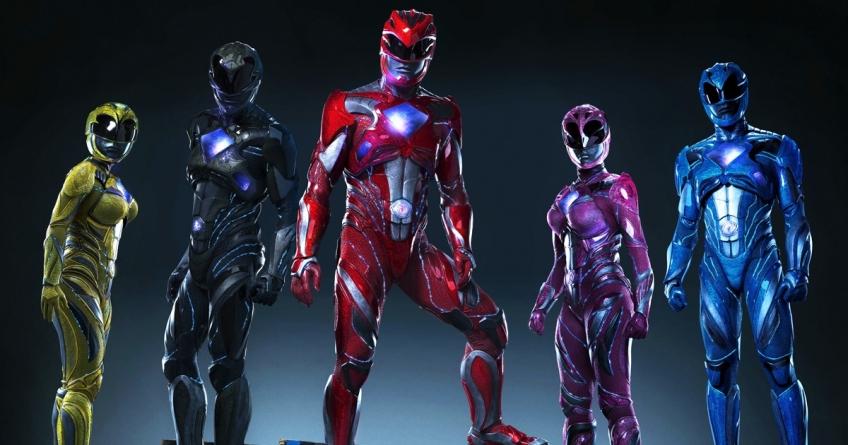 Critique «Power Rangers» de Dean Israelite : Très formaté mais plein de bonnes intentions