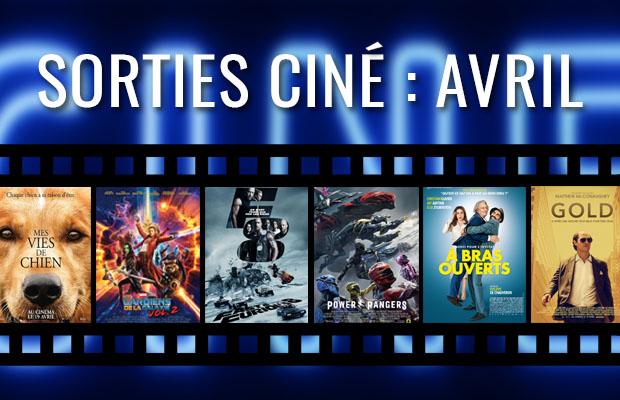 Cinéma: les sorties du mercredi 19 avril!
