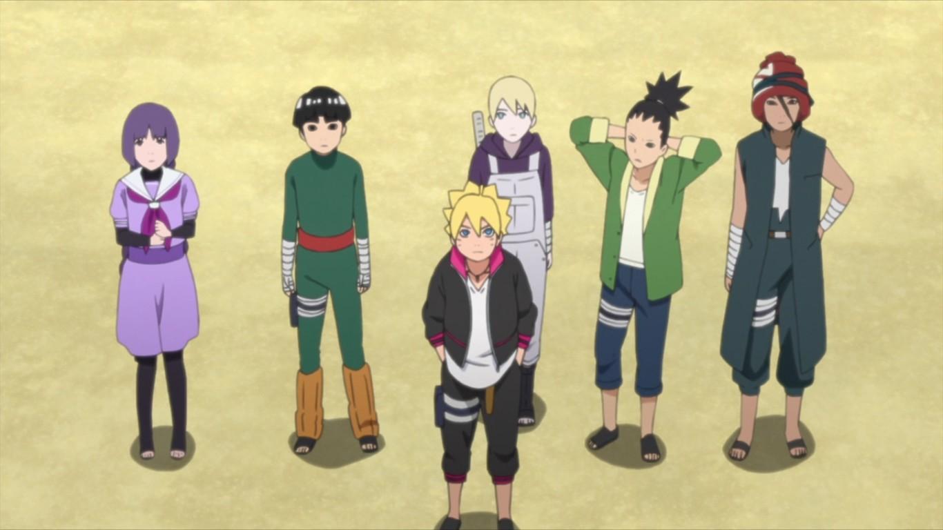 Boruto - Naruto Next Generations 1