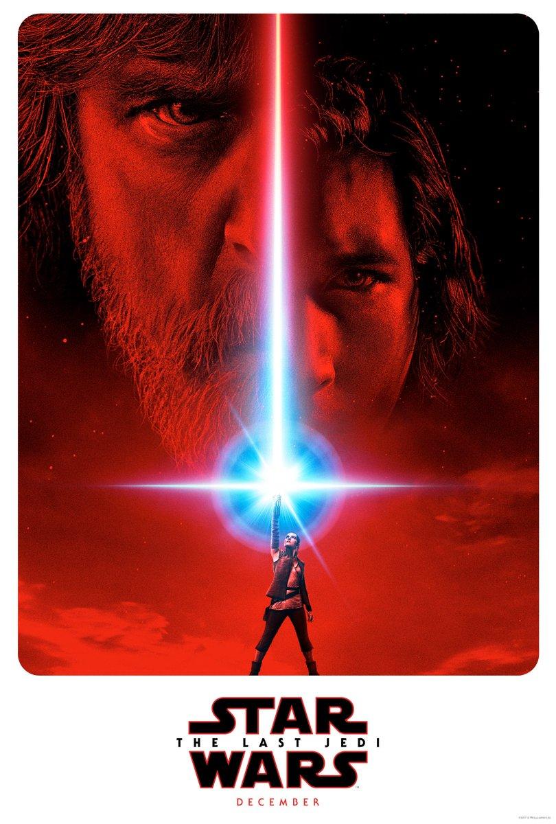 Star Wars 8 - affiche