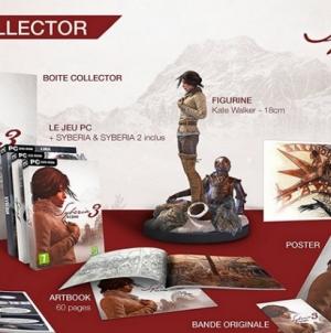 Syberia 3 : les joies du collector !