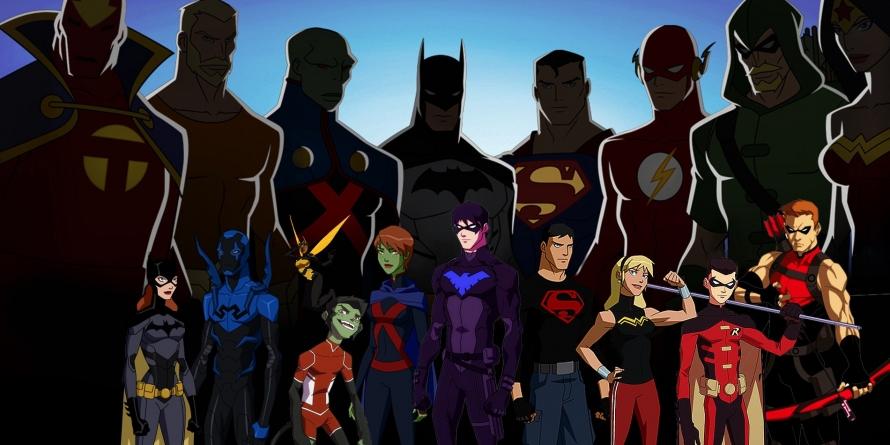 Le plein d'infos sur les séries Young Justice et Titans !