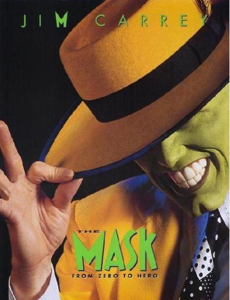 film the mask jim carrey