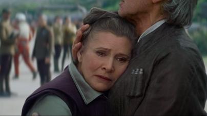 Carrie Fisher finalement absente de Star Wars 9 selon Kathleen Kennedy