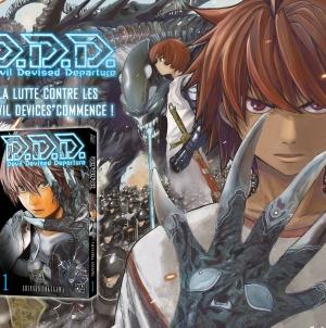 Devil Devised Departure, le nouveau shonen dark-fantasy de Pika !