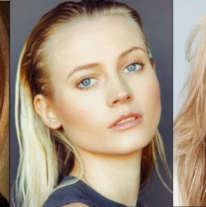 Constance, Charlotte et Camille… 3 mannequins françaises au top!