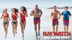 Une course au ralenti pour la sortie du film «Baywatch : Alerte à Malibu»