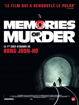 Memories of Murder ressort au cinéma en juillet 2017 !