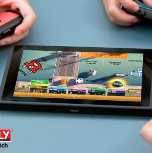Première jeu Ubisoft annoncé sur Nintendo Switch : le Monopoly !