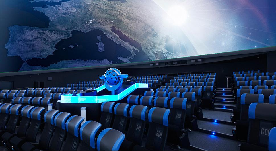 Planetarium Tenku Skytree Town