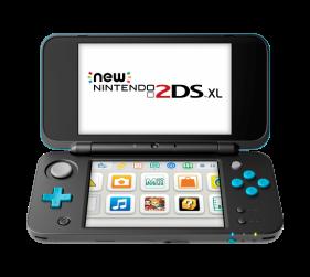 La new Nintendo 2DS XL: la nouvelle console portable de Nintendo !