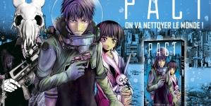 Pact : notre avis après les deux premiers volumes !