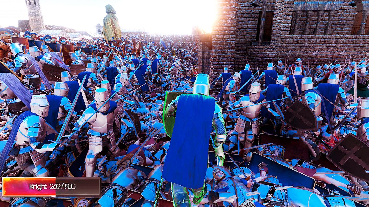 Ultimate Epic Battle Simulator 3