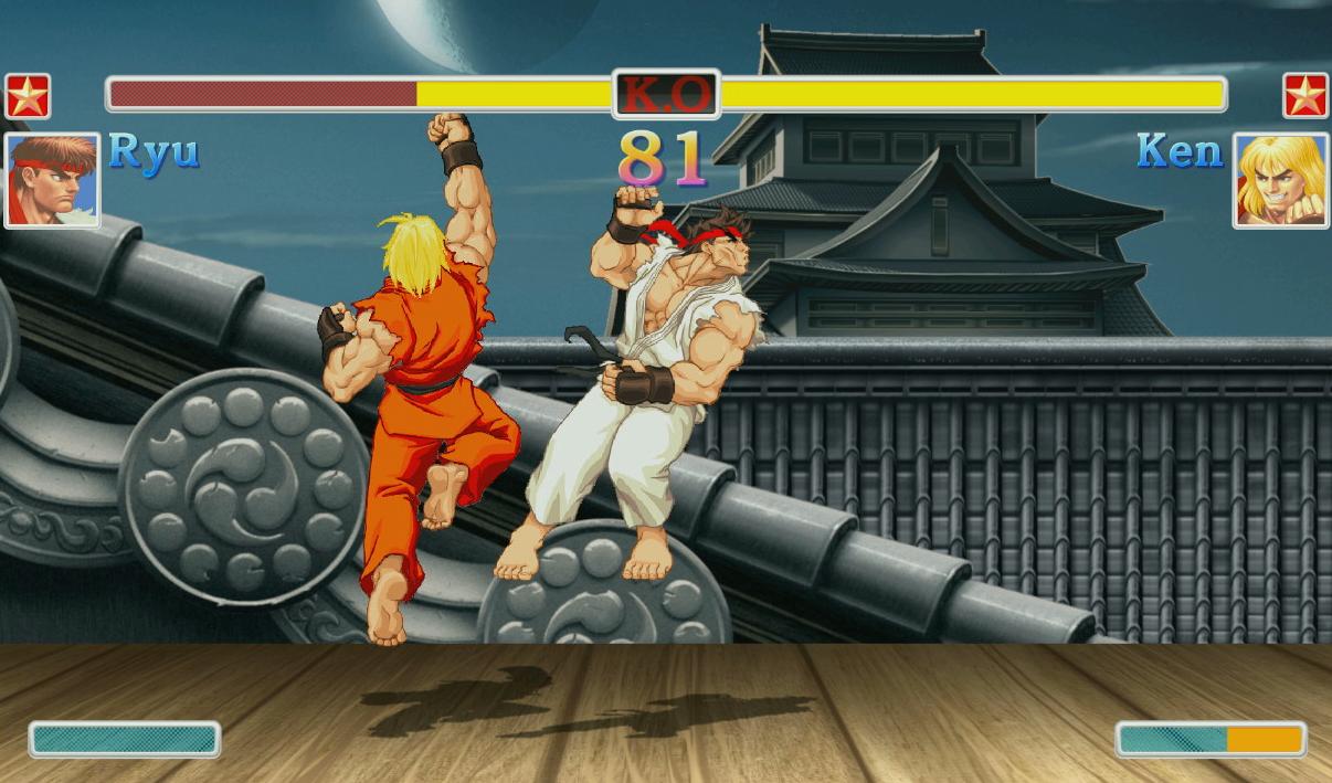Ultra Street Fighter II : The Final Challengers 1