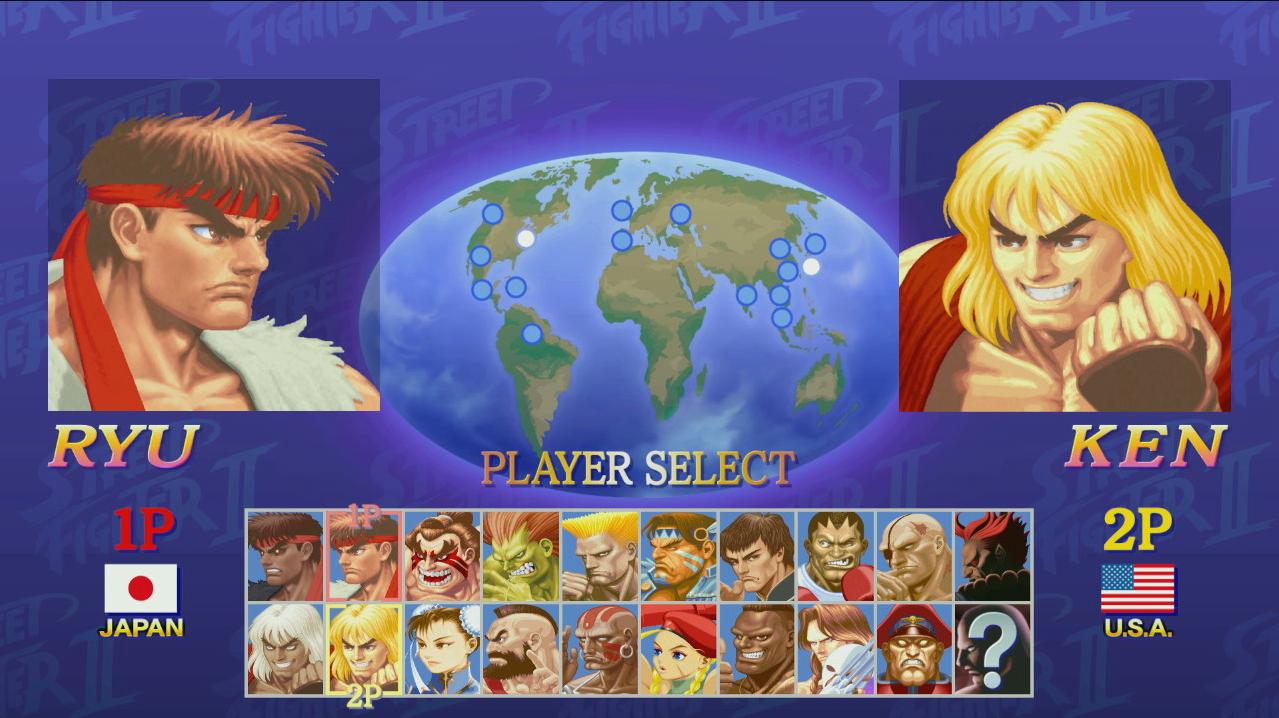 Ultra Street Fighter II : The Final Challengers 2