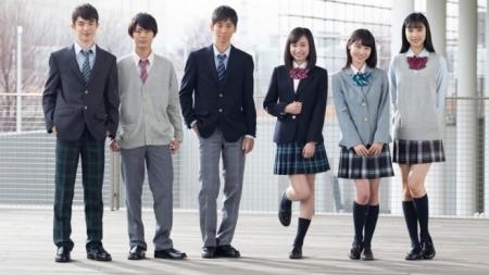 L'uniforme scolaire au Japon !