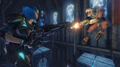 Quake Champions : Début des invitations pour la Beta fermée