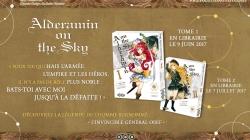 Alderamin on the sky : nouveauté Ototo Manga de juin !