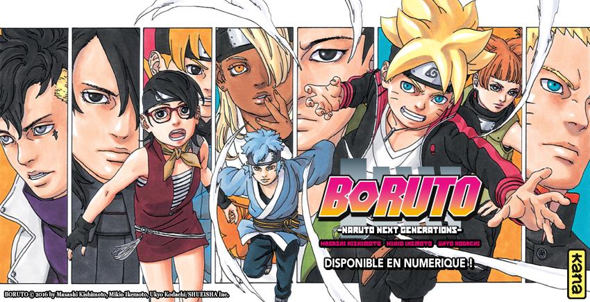 Boruto – Naruto Next Generations : Le retour des Ninja de Konoha !
