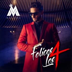 Maluma affole les compteurs avec son nouveau clip «Felices Los 4» !