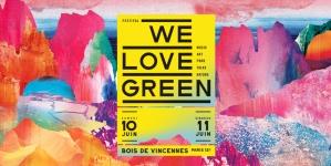 We Love Green: 2 pass à gagner pour le festival!