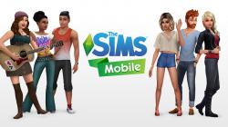 Electronic Arts présente : Les Sims Mobile