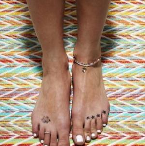 Des jolis pieds en 6 étapes