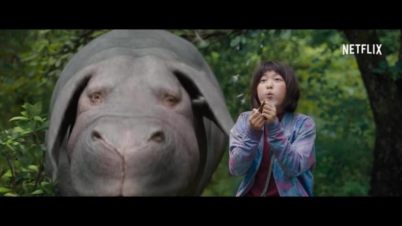 «Okja» : le film Netflix qui agite la Croisette