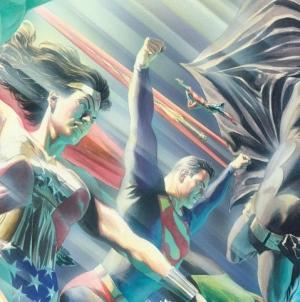 Justice League Icônes: Notre critique chez Urban Comics