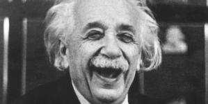 Albert Einstein, le «génie» aux yeux d'enfant