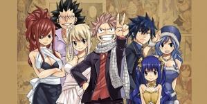 Fairy Tail: dernière ligne droite pour le manga d'Hiro Mashima !