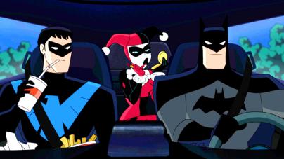 Batman and Harley Quinn : le trailer du nouveau film d'animation