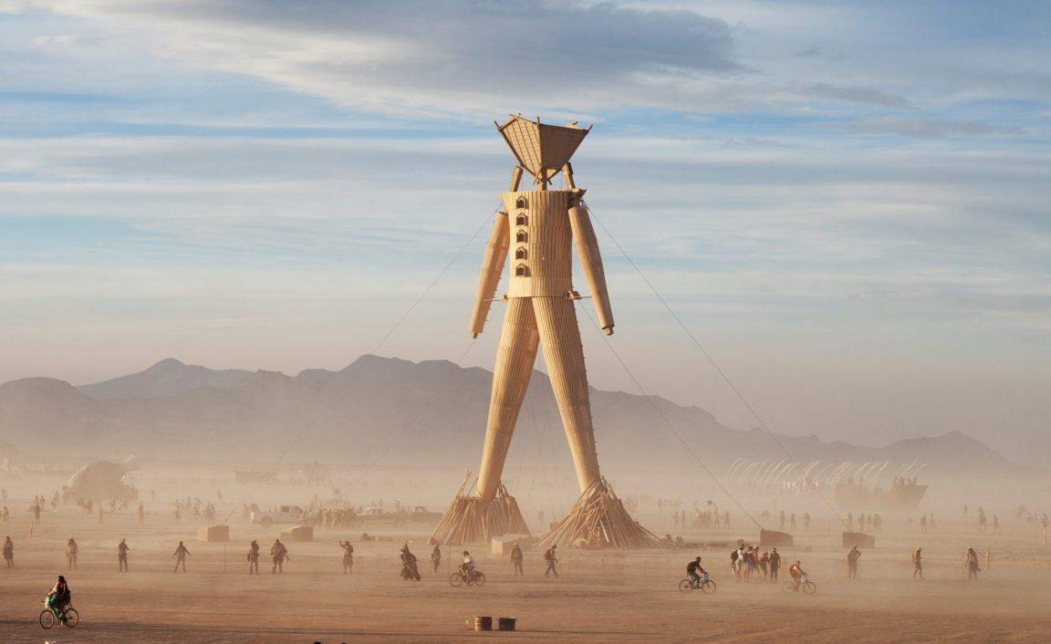 Burning Man Festival américain