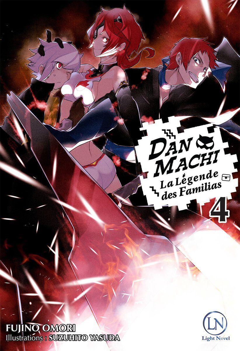 danmachi 4