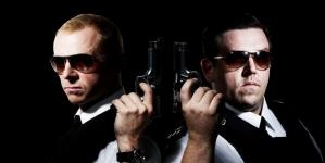 Simon Pegg et Nick Frost se réunissent à nouveau pour une nouvelle comédie horreur !