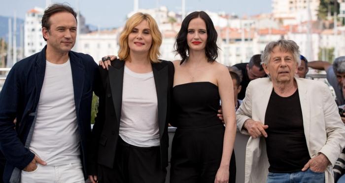 l'équipe du film au Photocall.  Cannes 2017